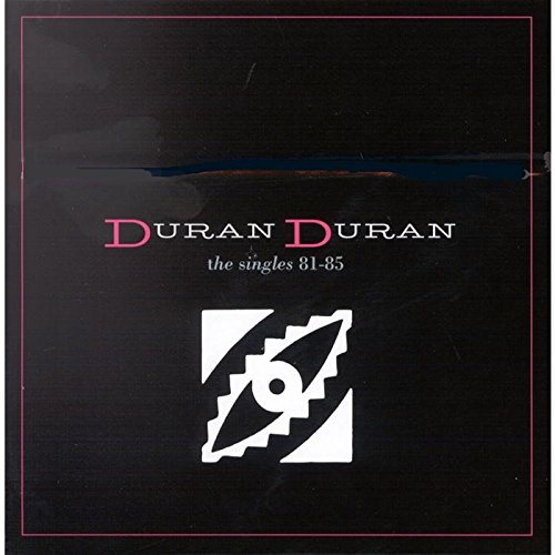 Duran Duran the singles 81-85 by Capitol