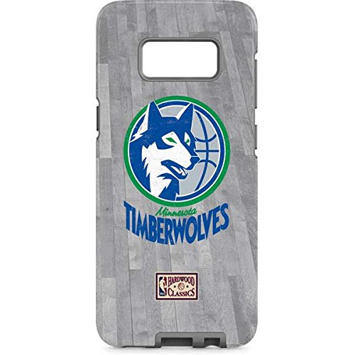 NBA Minn. Timberwolves Galaxy S8 Pro Case - Minnesota Timberwolves Hardwood Classics Pro Case For Your Galaxy S8