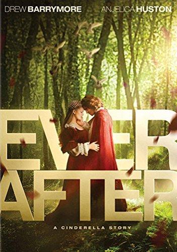 DVD : Ever After (Widescreen, Pan & Scan, Faceplate, Sensormatic)