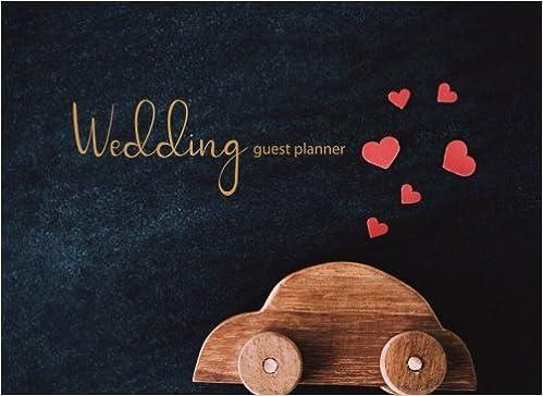 wedding guest planner wedding guest list wedding guest tracker
