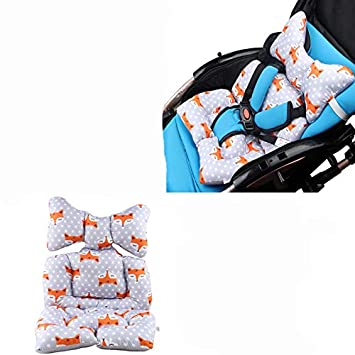 Amazon com : G-Tree Baby Travel Pillow, Infant Head Body Support