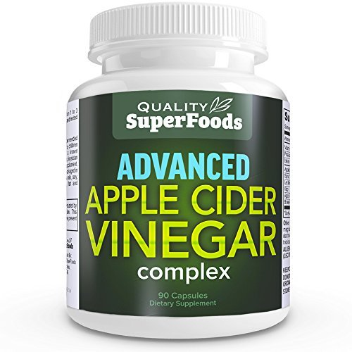 (Advanced Apple Cider Vinegar Complex - Quality SuperFoods by Quality SuperFoods)