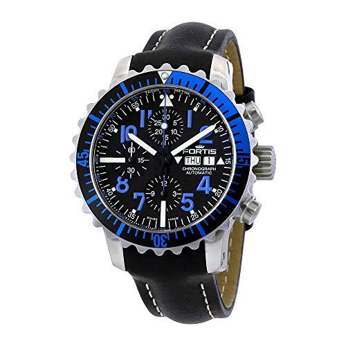 Fortis Marinemaster Chronograph Automatic Mens Watch 671.15.45 L01