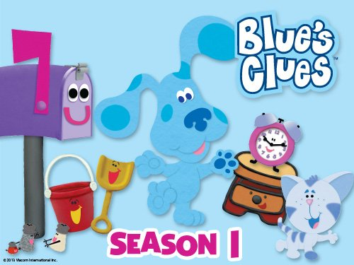 blues clues season 1 watch online now with amazon