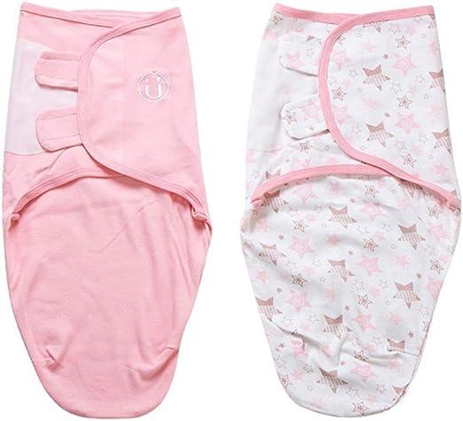 G-BC Manta Envolvente para Bebé y Recien Nacid, 2X Saco de Dormir ...