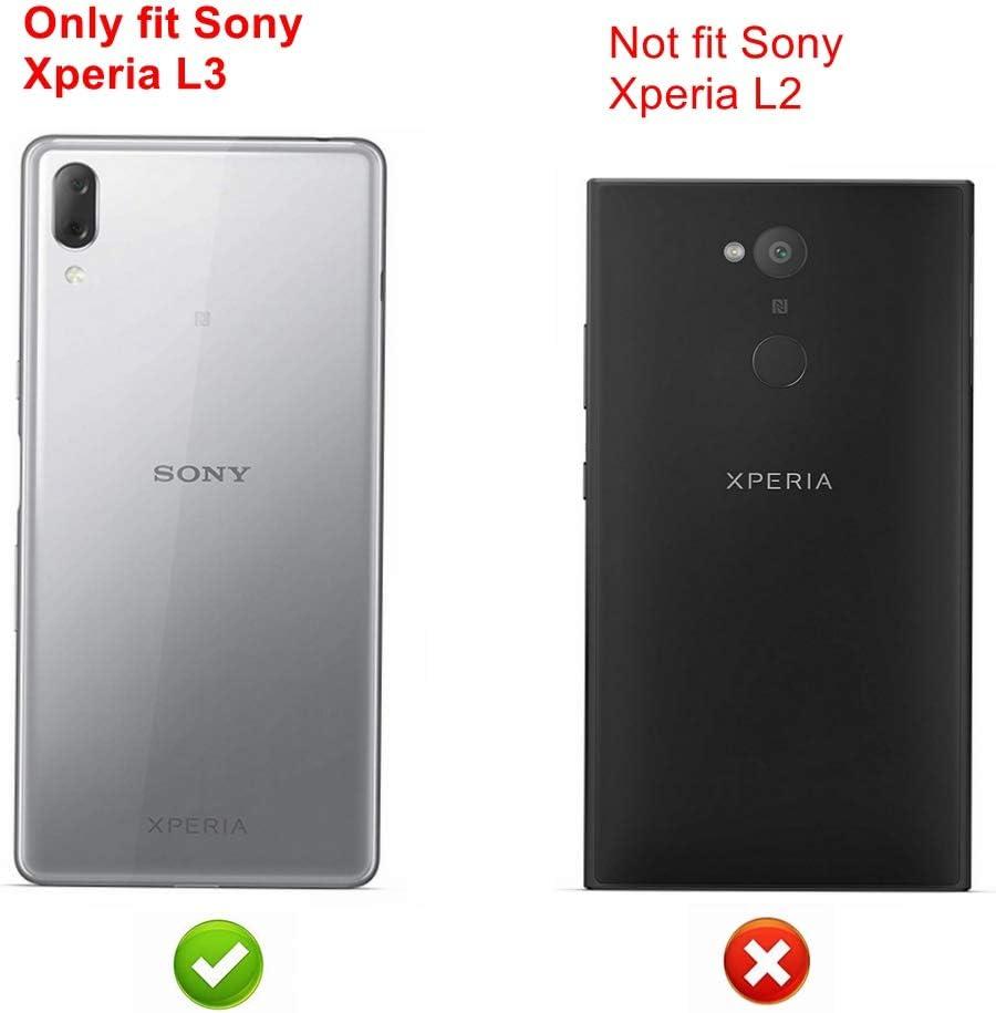 Funda para Sony Xperia L3,Fashion Design [Antigolpes] con 360 ...