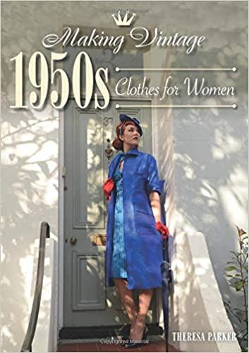 1950s Sewing Patterns | Dresses, Skirts, Tops, Mens Making Vintage 1950s Clothes for Women $20.44 AT vintagedancer.com