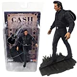 Johnny Cash Collectible: New 2006 Sota Toys Man In Black Action Figure & Guitar