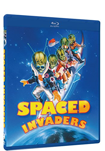 Spaced Invaders - Blu-ray -