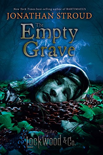 Lockwood & Co., Book Five: The Empty Grave