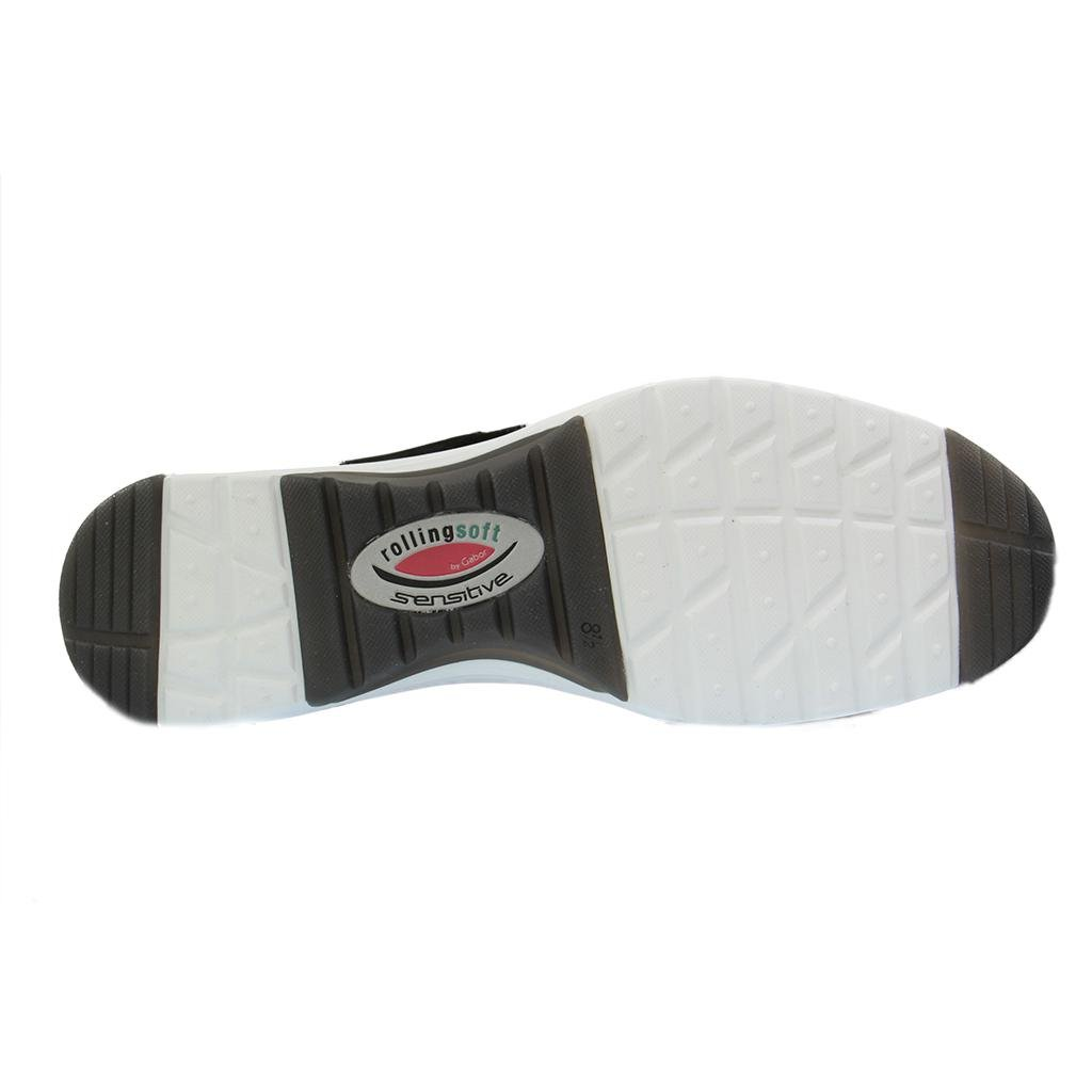 Gabor Rollingsoft Sensitive 66.971.47 Nubuck//mesh Sneaker for Women