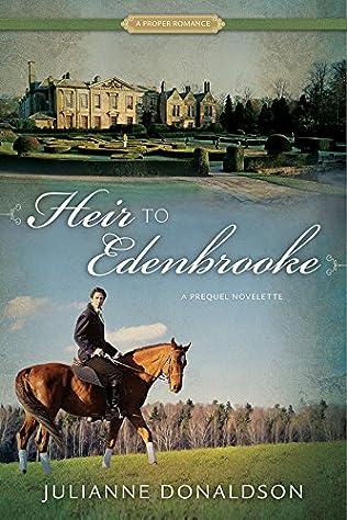 book cover of Heir to Edenbrooke