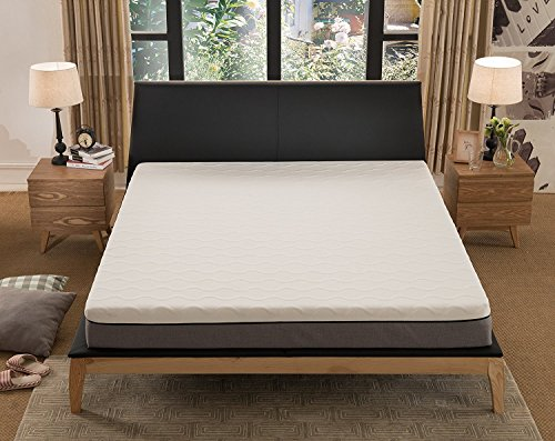NOFFA 8-inch Memory Foam Mattress Relieve Body Pressure Comfortable Bed Mattress (Queen Size) by NOFFA (Image #8)
