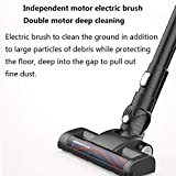 Cordless Vacuum Cleaner, 2 in 1 Stick Upright and