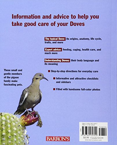 Doves (Complete Pet Owner's Manual) 2