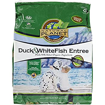 Natural Planet Dog Food Duck And Whitefish