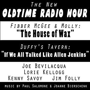 The New Oldtime Radio Hour: 'Fibber McGee' and 'Duffy's Tavern' Radio/TV Program