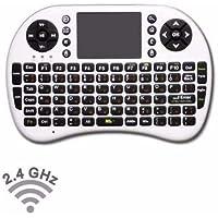 Mini Teclado Inalambrico Air Mouse Usb 2.4ghz Android/pc/mac