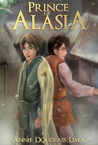 Prince of Alasia (Annals of Alasia) by [Douglass Lima, Annie]