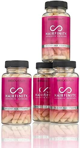 Hairfinity Healthy Hair Vitamins 240 Capsules (4 Months Supply)