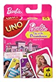 Mattel Games Barbie Life in the Dreamhouse UNO Card Game