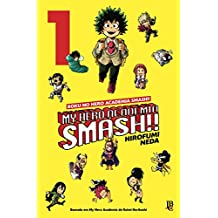 My Hero Academia Smash!! Boku no Hero - Volume 1
