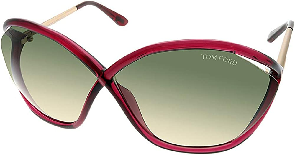 Tom Ford Sonnenbrille Bella (FT0529 77B 71): Amazon.de: Bekleidung - Tom Ford Sonnenbrille Damen