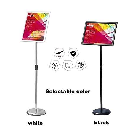 Amazon.com: A3(A4) Soporte para póster, soporte ajustable ...