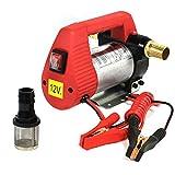 12v 10.6 GPM Oil, Diesel, Biodiesel and Kerosene Transfer Self-priming Pump