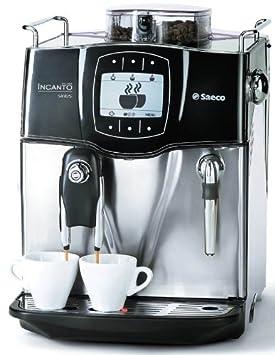 Philips Incanto Sirius, LCD, Negro, Plata, 1250 W, 220 - Máquina de café: Amazon.es: Hogar