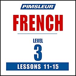 French Level 3 Lessons 11-15