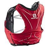 Salomon ADV SKIN 5 SET Sports Water Bottles, Matador/Black, X-Small/Small