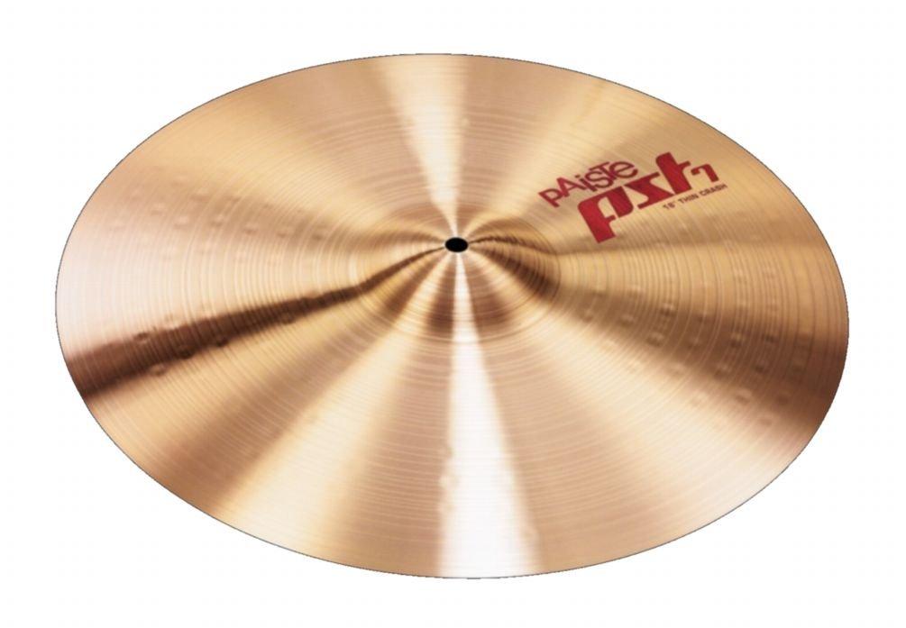 Paiste PST 7 Thin Crash Cymbal - 16''