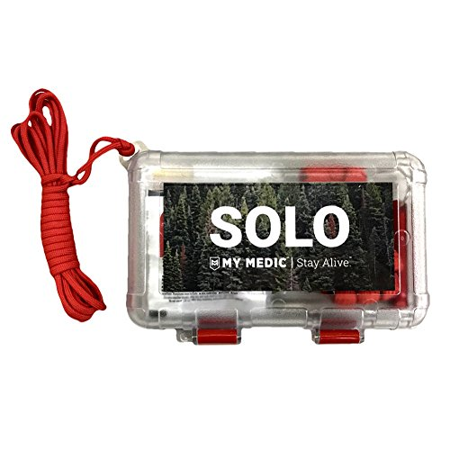 My Medic Solo Kit | Over 20 items (Sole Survival Kit)