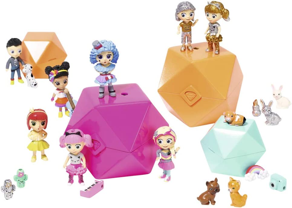 Amazon Com Lil Snaps W1 Doll Toys Games