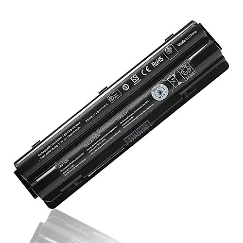 TSKYBEAR 90Wh 11.1V R795X New Replacement Laptop Battery for Dell XPS 17 15 14 L702X L701X L502X L501X L401X Laptop Battery P/N: 312-1123 312-1127 JWPHF J70W7 -- 12 Months Warranty
