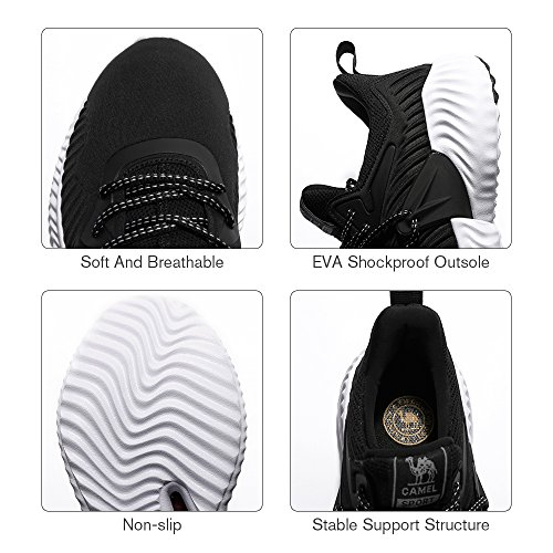 Baskets Camel Confortables Pour De 1 Hommes Chaussures Crown Tennis Respirantes Mode Sportives Sur Sn Noir Course Sentier Légères OZOFr0x