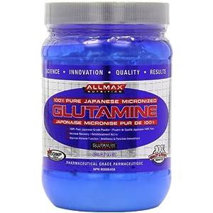ALLMAX Nutrition Glutamine Powder, 400g