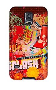 Fashion Protective Samurai Champloo Case Cover For Galaxy S5