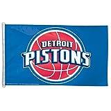 Detroit Pistons 3' x 5' Full-Size Flag,