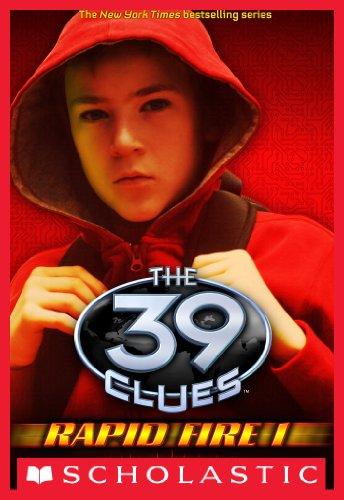 kindle 39 clues - 3