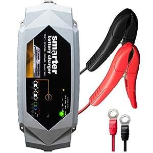 Amazon.com: Smartech 7 A 12 V/24 V multifunción cargador de ...