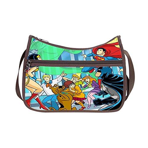 Scooby Doo Messenger Bag - 8