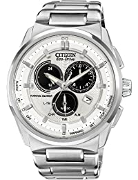 Citizen #BL5480-53A Men's Eco Drive Stainless Steel Perpetual Calendar Chronograph Watch