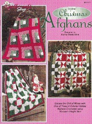 Crochet Christmas Afghans (Crochet Granny Style Afghans, The Needlecraft - Needlecraft Crochet Shop