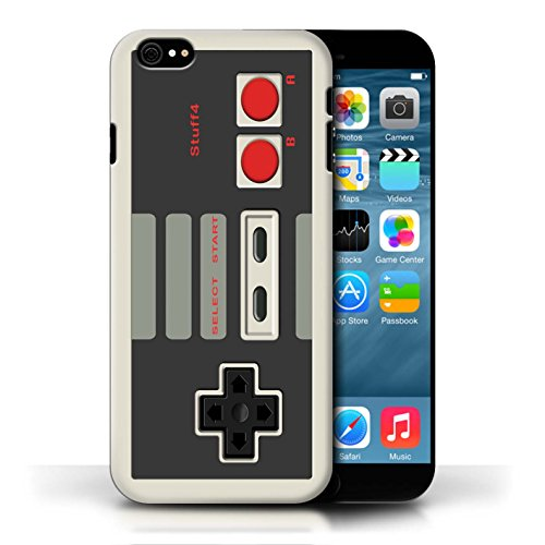 Hülle Case für Apple iPhone 6/6S / Klassisches Nintendo Entwurf / Spielkonsolen Collection