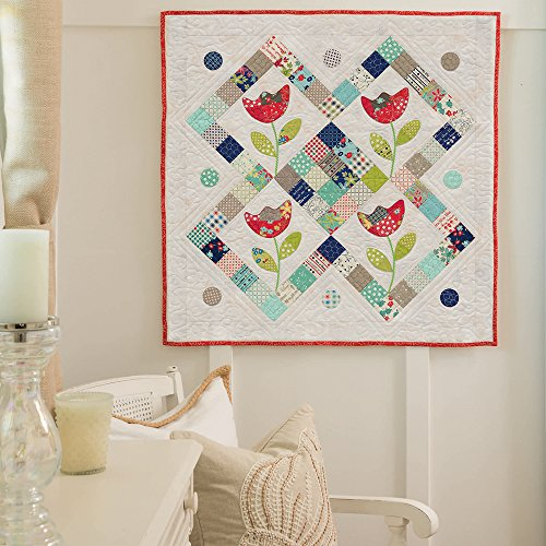 "Moda All-Stars - Mini-Charm Quilts: 18 Clever Projects for 2-1/2"" Squares"