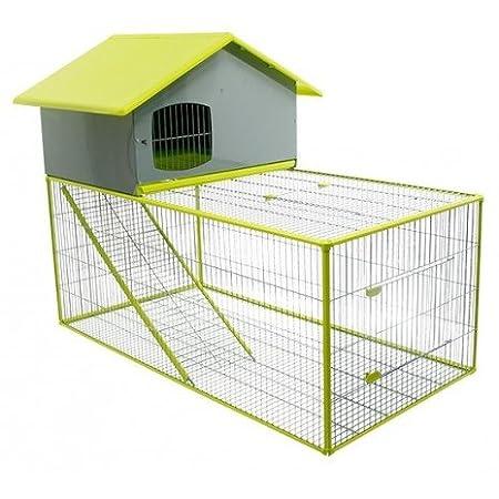 VOLTREGA 001597G Parque para Conejos: Amazon.es: Productos para ...