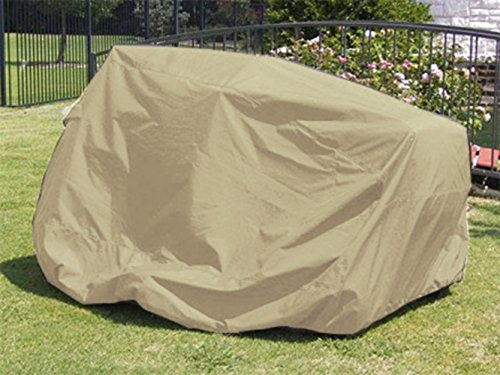 Cheap CoverMates – Lawn Tractor Cover – 54W x 66D x 45H – Elite Collection – 3 YR Warranty – Year Around Protection – Khaki