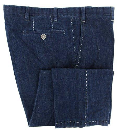 new-cesare-attolini-blue-jeans-extra-slim-44-60